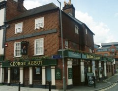 The George Abbot (pub)