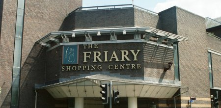 The Friary Shopping Centre