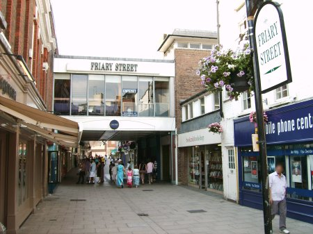 Friary Street