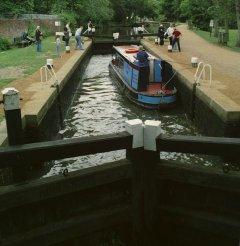 Millmead lock