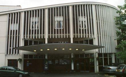 The Yvonne Arnaud Theatre